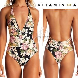 Vitamin A Bianca one piece swimsuit Ambrosia NEW